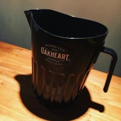 Set Bacardi Oakheart