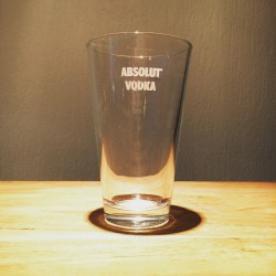 Absolut Conisch glas