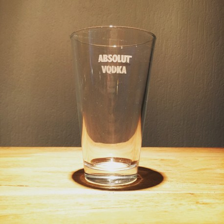 Absolut Conical glass