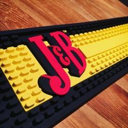 Tapis de bar J&B