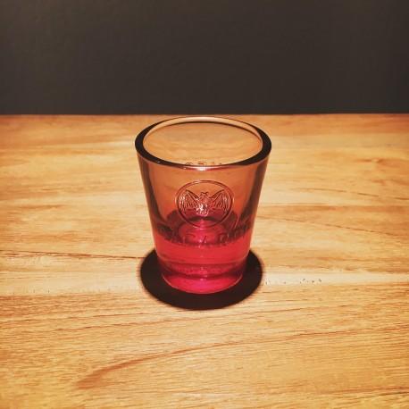 Glass Bacardi Shooter Fuego