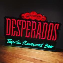 Lichtreclame Desperados