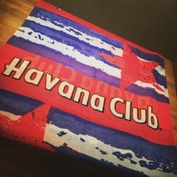 Sjaal Havana Club