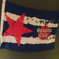Vlag Havana Club