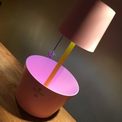 Lamp Veuve Clicquot Rosé