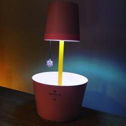 Lampe Veuve Clicquot Rosé