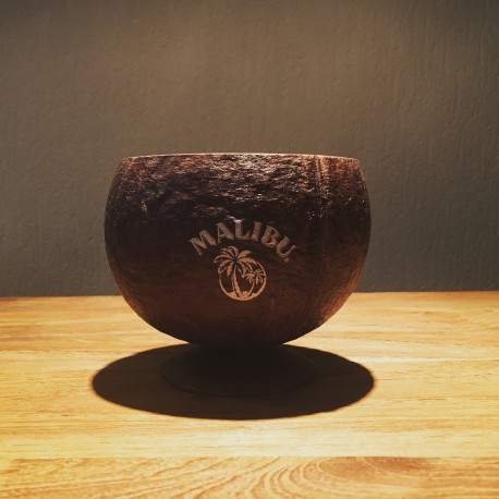 Glas Malibu model kokosnoot