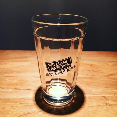 Glas Willam Lawson's facetgeslepen