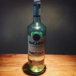Bouteille factice Bacardi 3L (Jeroboam)