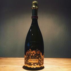 Dummy Champagne fles van Piper Heidsieck Rare