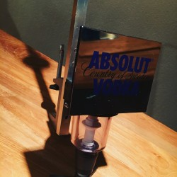 Doseur Absolut vodka
