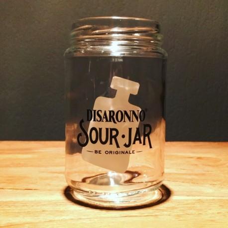 Verre Jar Amaretto Sour