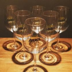 Glass Apérol Spritz