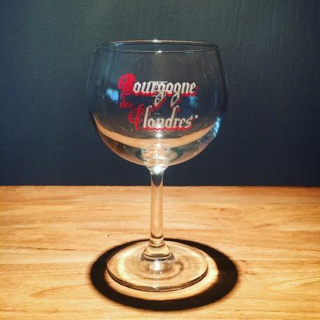 Glas bier Bourgogne des Flandres