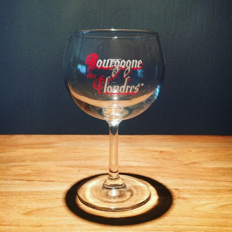 Verre bière Bourgogne des Flandres