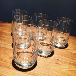 Glass water Bru tumbler