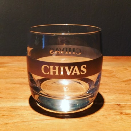 Verre Chivas arrondi