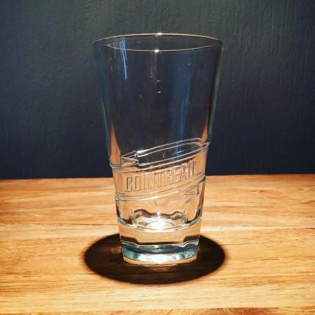 Glass Cointreau flared