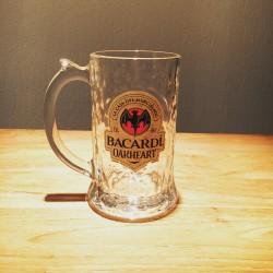 Mok Bacardi Rum Oakheart met design in relief
