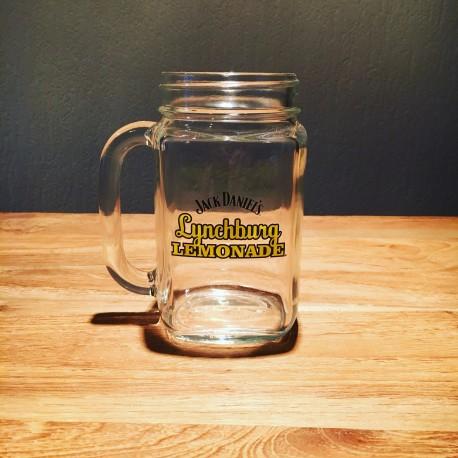 Verre Jar Jack Daniel's Lynchburg