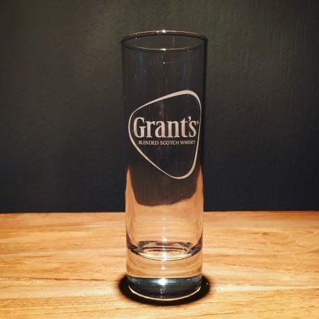 Verre Grant's long drink modèle 1