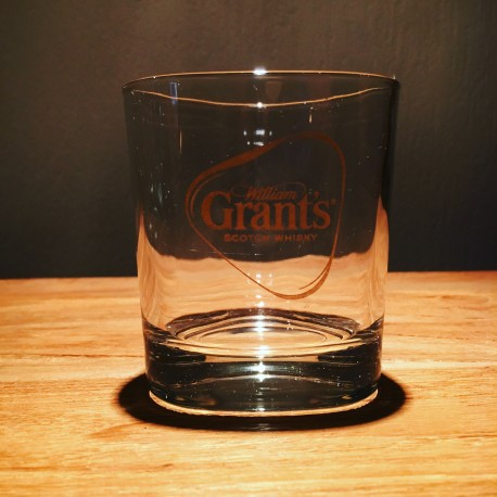 Glass Grant's on the rocks model 2