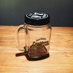 Glass Jar Jack Daniel's Lynchburg deluxe