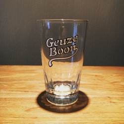 Glass beer Gueuze Boon