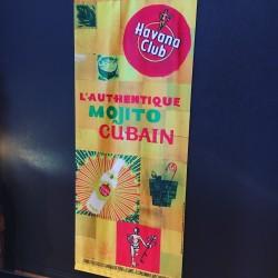 Banderole Havana Club model 2 (serpentine)