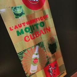 Banderole Havana Club modèle 2