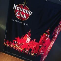 Banderole Havana Club modèle 3