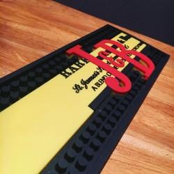 Tapis de bar J&B modèle 2
