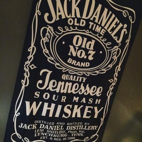 Drapeau Jack Daniel's modèle 1