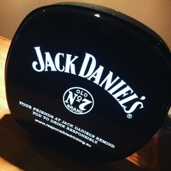 Sign Jack Daniel's model 1