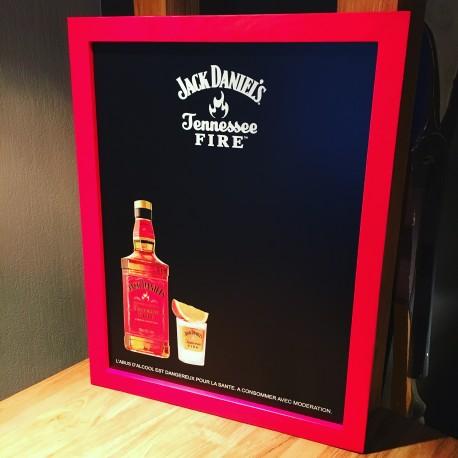 Schrijfbord Jack Daniel's Fire