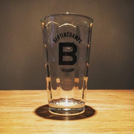 Verre bière Bertinchamps