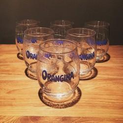 Glass Orangina