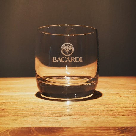 Glas Bacardi vigne