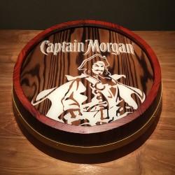 Barrel Captain Morgan LED
