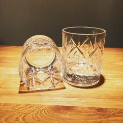 Glass Dewars on the rocks