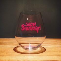 Glas Sacré Sauvage van Piper Heidsieck