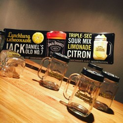 Set Jack Daniel's Lynchburg deluxe 1