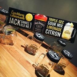 Kit Jack Daniel's Lynchburg deluxe 1