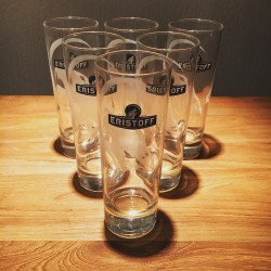 Glass Eristoff long drink 32cl