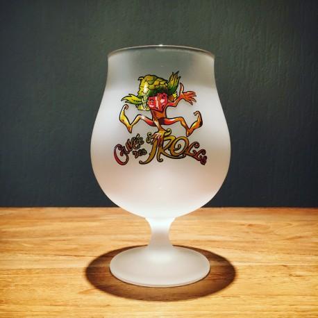 Verre bière Cuvée des trolls 50cl