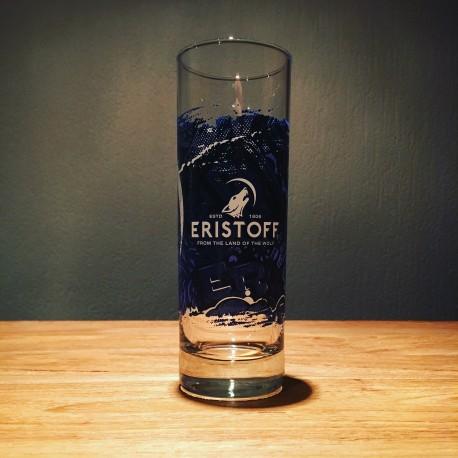 Verre Eristoff long drink 32cl 2017