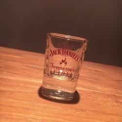 Glass Jack Daniel's Fire shooter