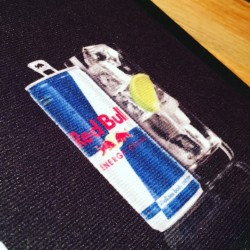 Barmat Red Bull large model