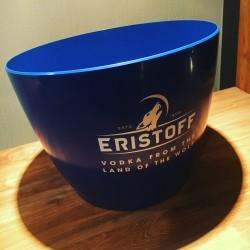 Vasque seau à glaçons Eristoff ronde large