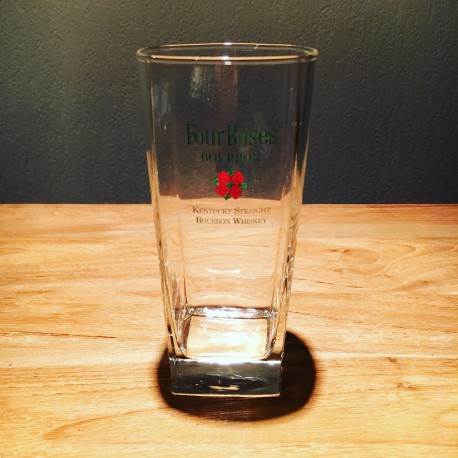 Glass Four Roses long drink